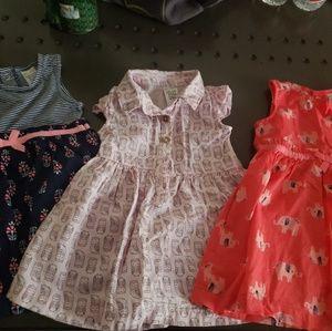 Baby dresses lot